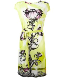Versace Collection | Print Dress 44 Viscose