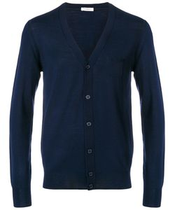 Paolo Pecora | Fitted Cardigan Men Xl