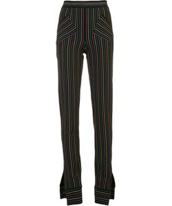 J.W. Anderson | J.W.Anderson Striped Trousers Xs Cotton