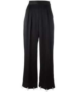 Christopher Kane | Wide Leg Ring Detail Trousers
