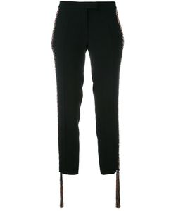 Marco De Vincenzo | Cropped Trousers Size 44