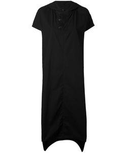 Y'S | Hooded Dress 2