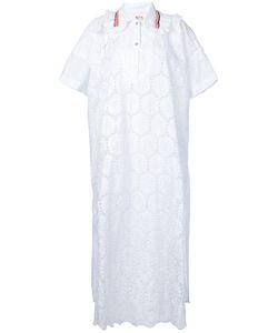 Antonio Marras | Платье-Рубашка С Кружевными Вставками
