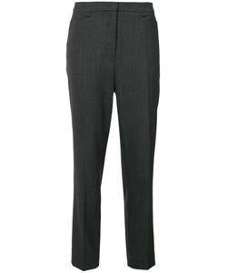 Odeeh   Cropped Cigarette Trousers Women
