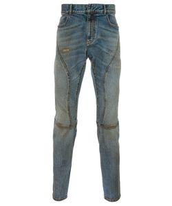 Faith Connexion | Bleach Running Jeans 30 Cotton/Spandex/Elastane
