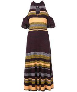 A PIECE APART | Полосатое Трикотажное Платье