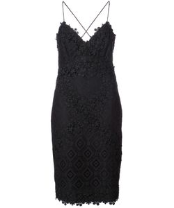 Nicole Miller | Crocheted Mini Dress Women