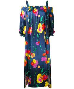 ROSSELLA JARDINI | Платье С Цветочным Рисунком