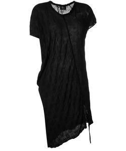 Lost & Found Ria Dunn | Draped T-Shirt Dress Small