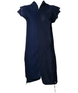 Comme Des Garcons | Платье Вафельной Вязки Vintage