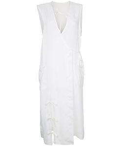 FACETASM | Plain Shirt Dress 2 Tencel