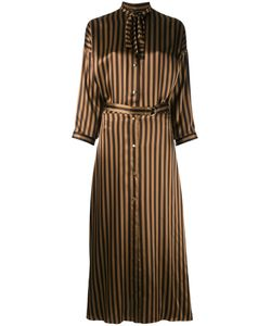 Nina Ricci | Striped Long Shirt Dress