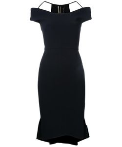 Roland Mouret | Beatrix Dress 12 Acetate/Viscose/Spandex/Elastane