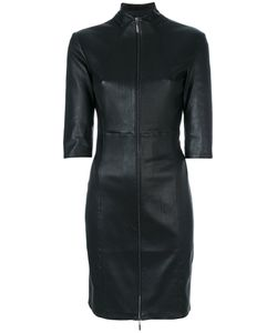 Arma | Three-Quarters Sleeve Fitted Dress