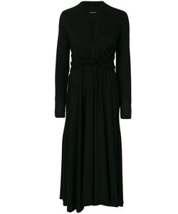 Plein Sud | Платье С Завышенной Талией И Драпировками