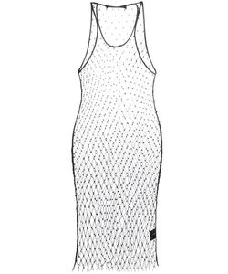 Filles A Papa | Iza Hairnet Dress 0 Polyester/Sheep