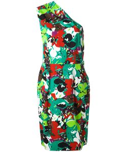 GUY LAROCHE VINTAGE | One-Shoulder Dress 40