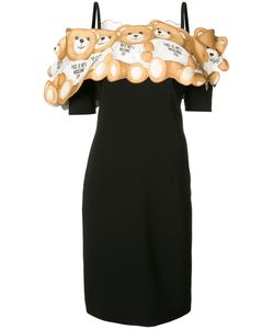 Moschino | Teddy Off The Shoulder Dress
