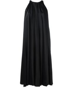 Lanvin | Pleated Knee Length Dress Size 38