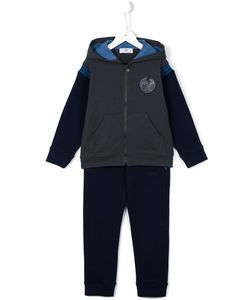 Young Versace | Greca Detail Tracksuit 6 Yrs