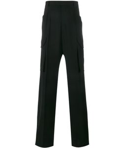 Rick Owens | Tailo Cargo Trousers 48 Viscose/Virgin Wool