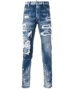 Dsquared2 | Cool Guy Distressed Spot Jeans 48 Cotton/Spandex/Elastane