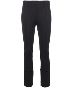 Dorothee Schumacher | Stitched Detailed Cropped Trousers Women
