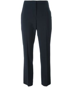 Piazza Sempione | Cropped Pants 44 Virgin Wool/Spandex/Elastane