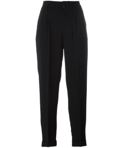 Aspesi | Cropped Straight Leg Trousers Size 44