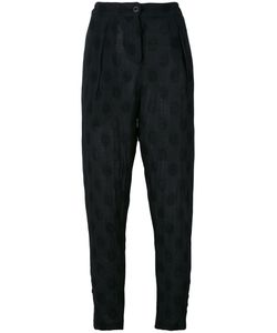 Lost & Found Ria Dunn | Dotted Pattern Trousers