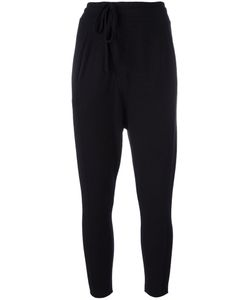 THOM KROM | Drop-Crotch Wrap Trousers Medium Cotton