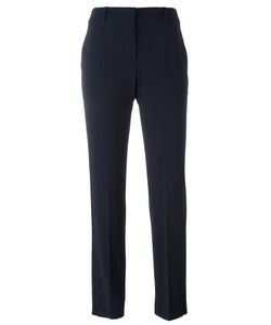 Armani Collezioni | Cropped Trousers 42 Virgin Wool/Spandex/Elastane