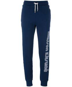 Maison Kitsune | Maison Kitsuné Branded Sweatpants Medium Cotton