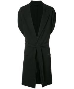 Ann Demeulemeester | Dragon Print Jacket Small Wool Felt/Spandex/Elastane