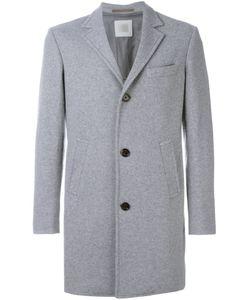 Eleventy | Однобортное Пальто