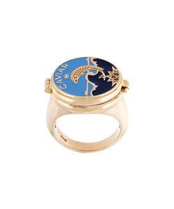 ALISON LOU | Cavier Diamond Ring