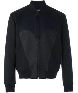 Kenzo   Куртка-Бомбер С Панельным Дизайном