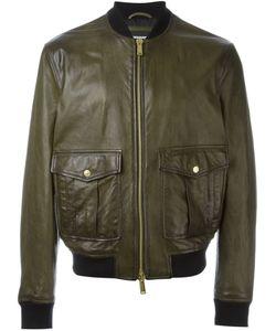 Dsquared2 | Классическая Куртка-Бомбер
