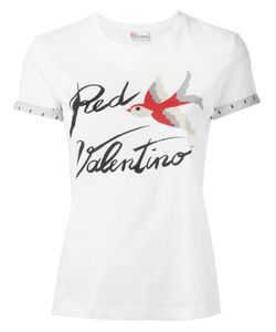 Red Valentino | Футболка С Принтом