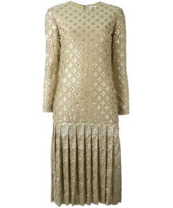 Christian Dior Vintage | Платье С Пайетками