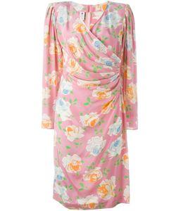 Emanuel Ungaro Vintage | Платье С Цветочным Принтом