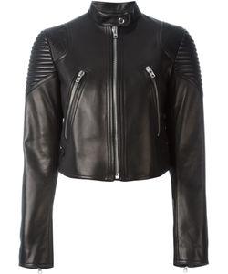 Givenchy | Укороченная Байкерская Куртка