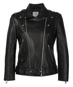 ANINE BING | Укороченная Байкерская Куртка