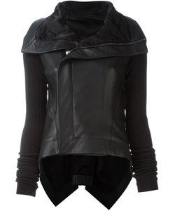 Rick Owens | Куртка С Неравномерным Подолом