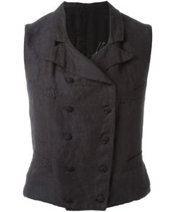 Geoffrey B. Small | Double Breasted Waistcoat
