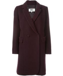 MM6 by Maison Margiela | Двубортное Пальто