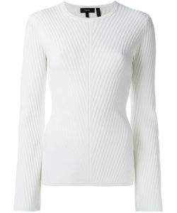 Theory | Long Sleeve Knitted Blouse
