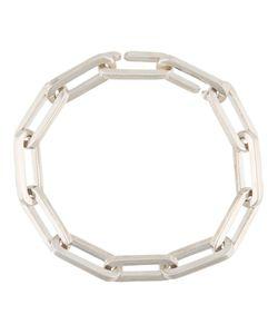 M COHEN | Large Oval Link Bracelet