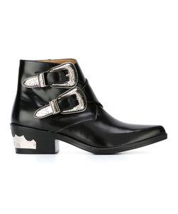 Toga | Ботинки С Ремешками На Пряжке