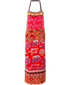 Kenzo | Платье С Цветочным Узором